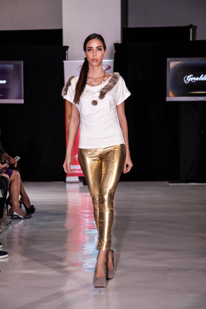 """Geraldmoon"" Collections by Bolivian Fashion Designer, Geraldine La Rosa"