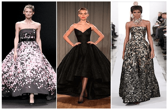 The 2014 Oscar Fashion Red Carpet Report