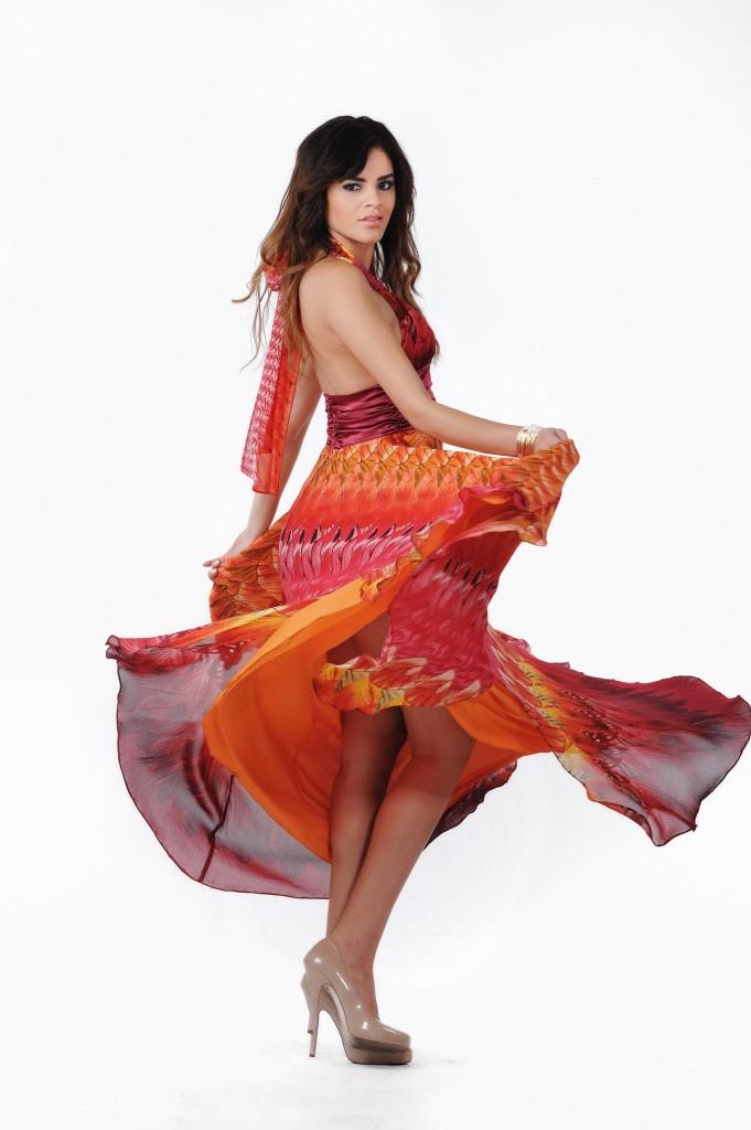 Model: Maytee Martinez Photographer: Simon Soong