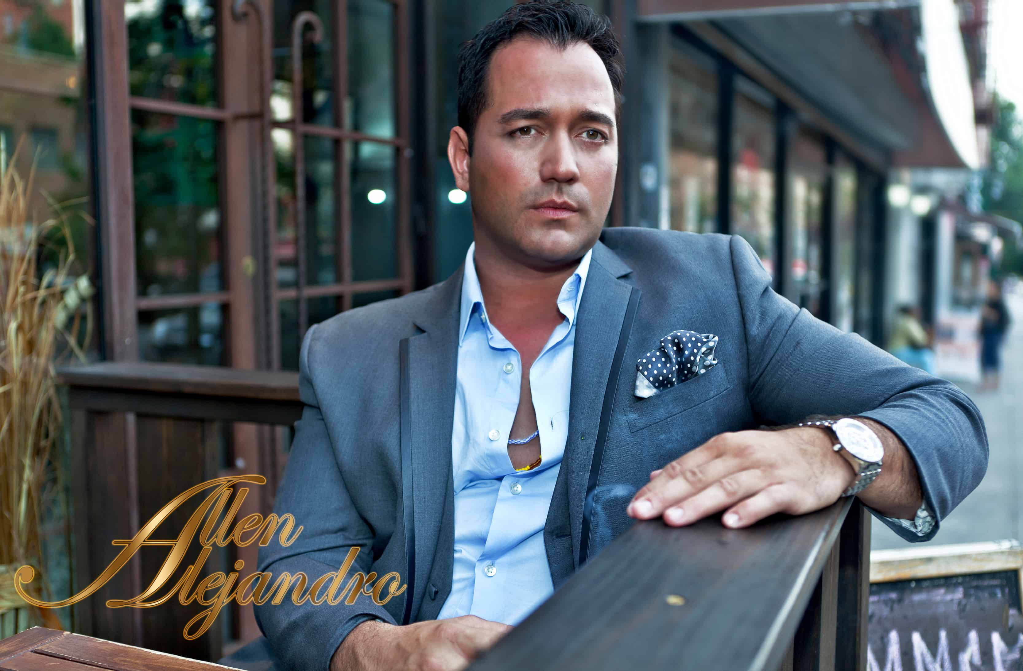 Allen Alejandro, The New Sensation of Salsa Music