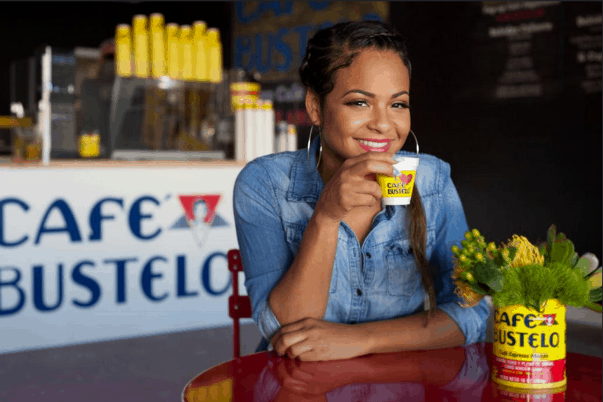 It is all about Coffee… Cafe Bustelo Pop-Up Experience is now in NYC!