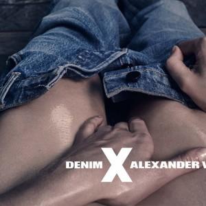 Alexander Wang Sells You Sex Through Denim