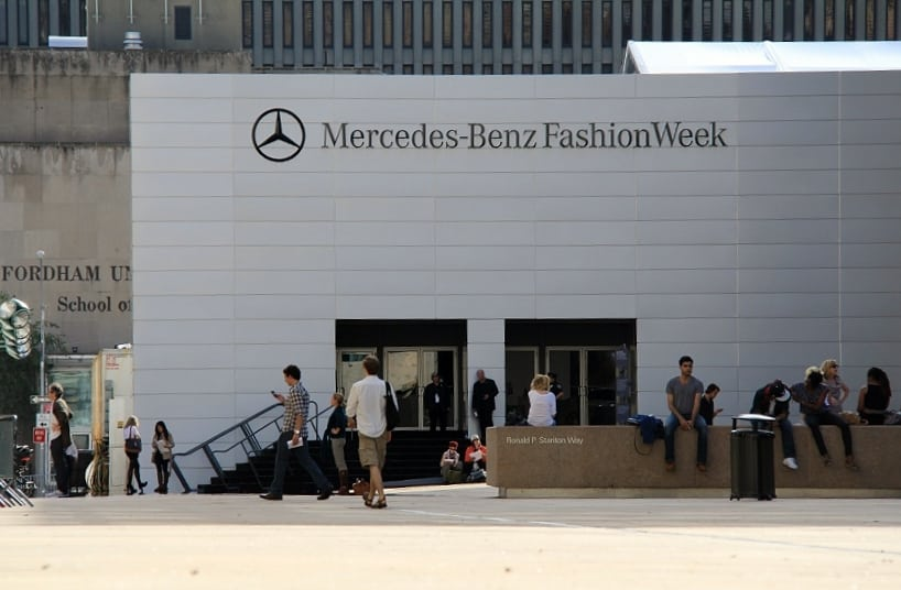 Mercedes-Benz Fashion Week No Longer Showing At Lincoln Center in NYC