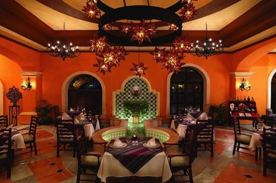 mexican dining