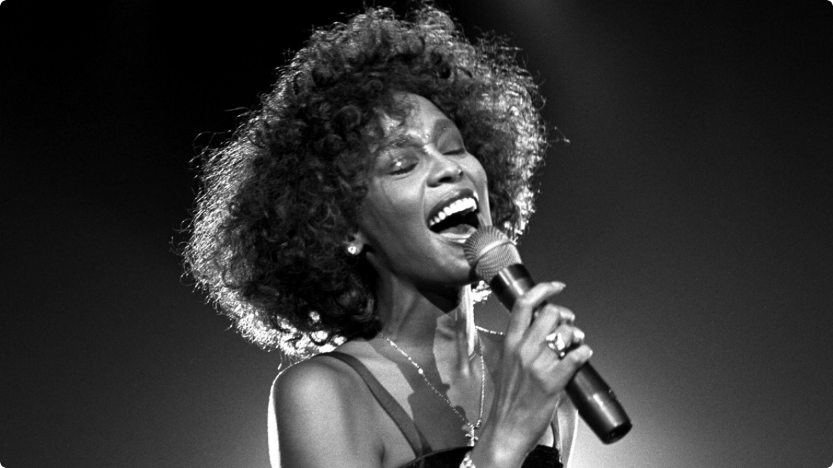 Singer and Actress Demetria McKinney pays tribute to 'biggest inspiration' Whitney Houston