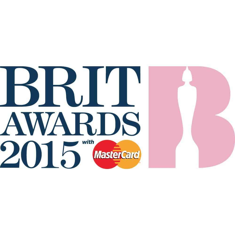 Taylor Swift in Roberto Cavalli Atelier for the BRIT Awards 2015