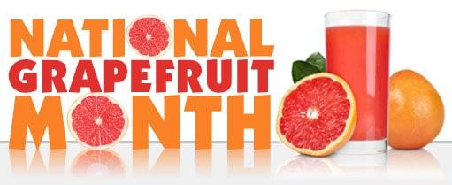 Dreams in Heels celebrates National Grapefruit Month!