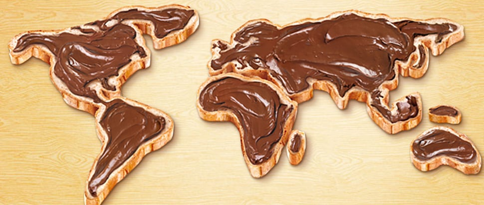 World Nutella Day: Check out DIH Special Recipe using Veetee Rice!