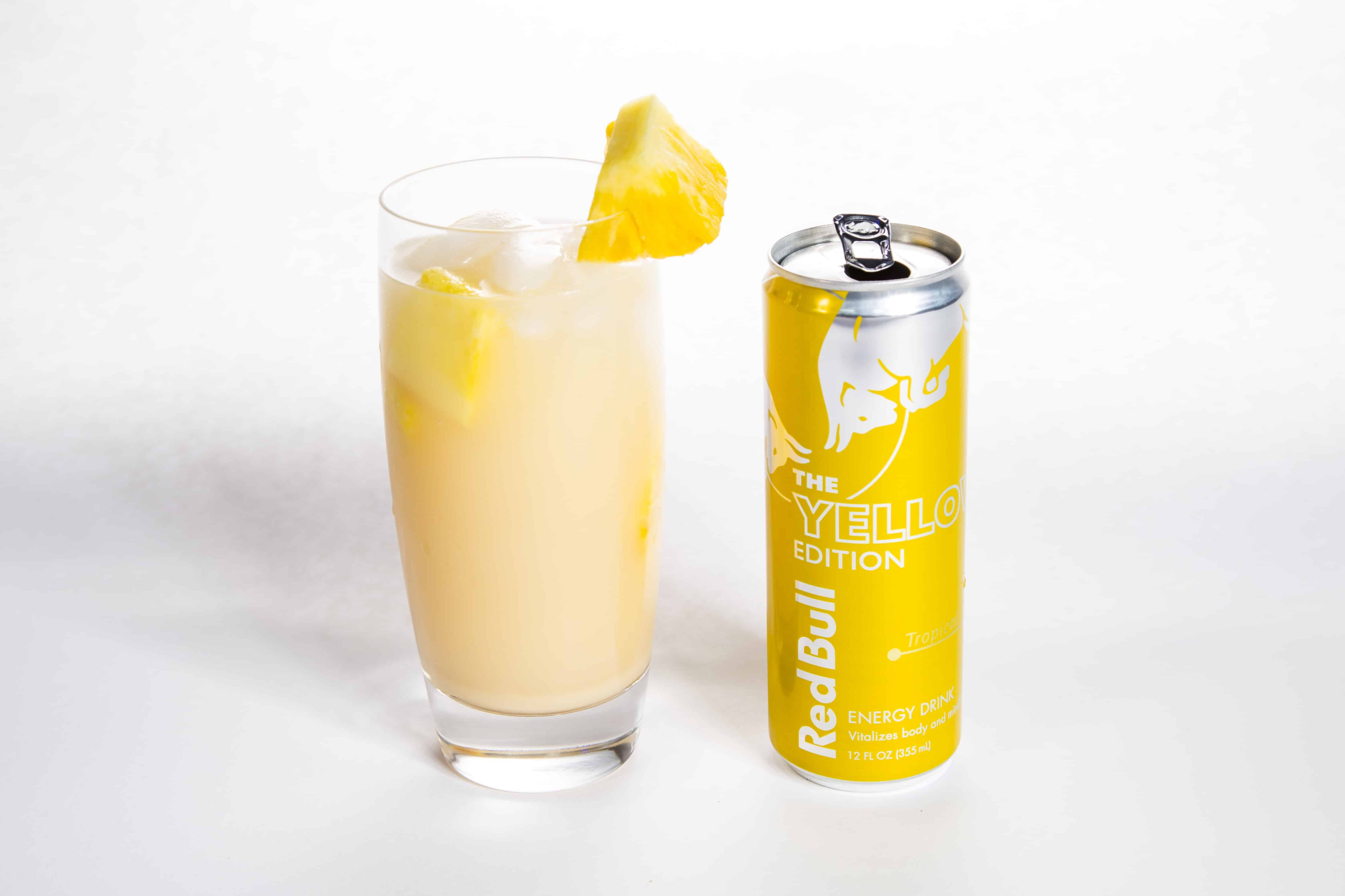 Red Bull Tropical Alcoholic Drinks