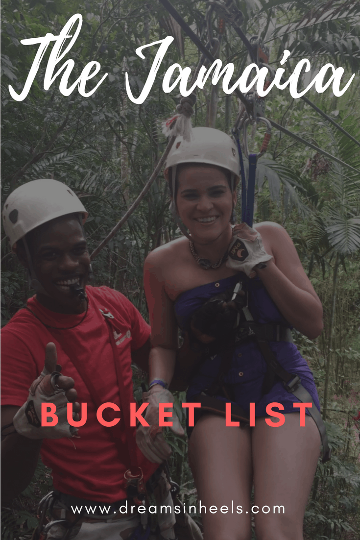 The Jamaica Bucket List Travel Guide