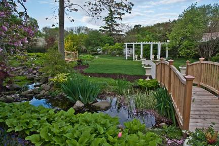 Queens Botanical Garden - Wedding Garden - New York