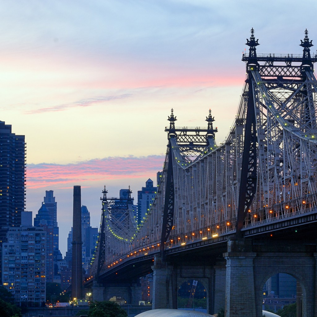 queensboro bridge queems new york