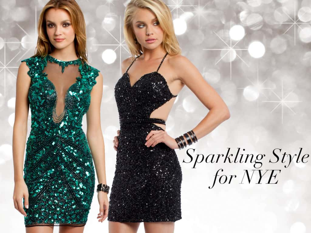 Ring in the New Year with the perfect outfit!