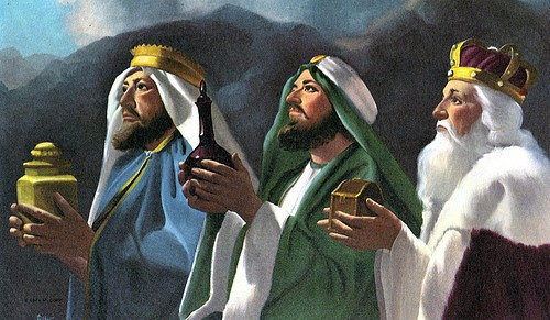 How three different cultures share a tradition called Three Kings Day