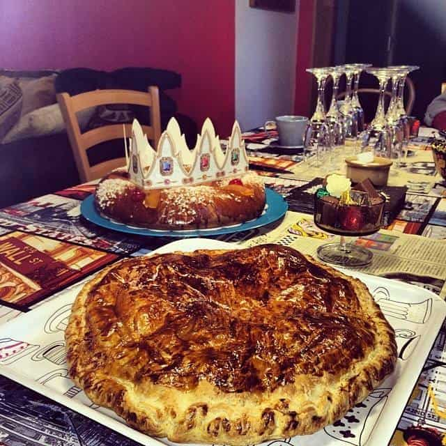 La fete de rois - Three Kings Day