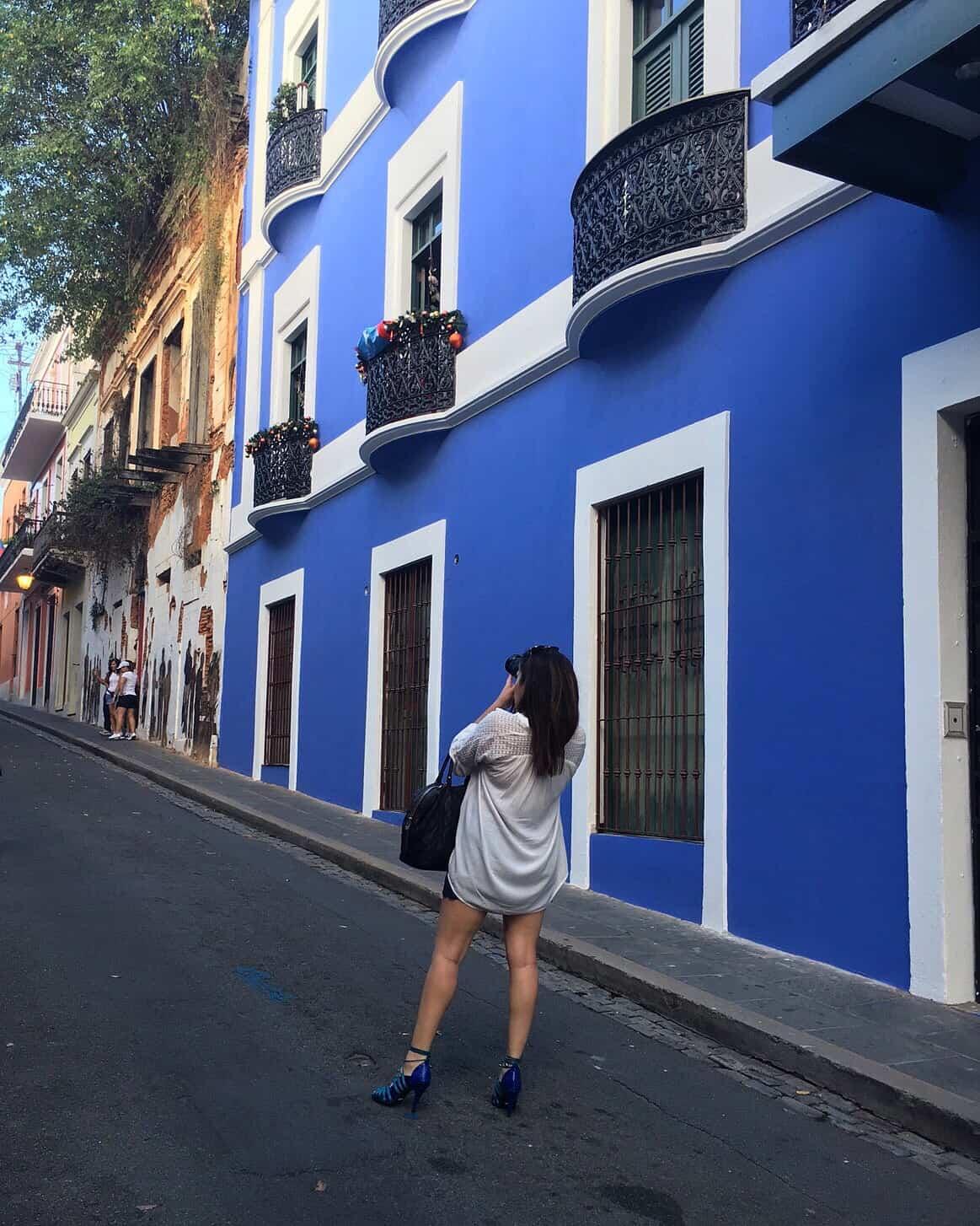 Old San Juan - Travel Blogger - Photography