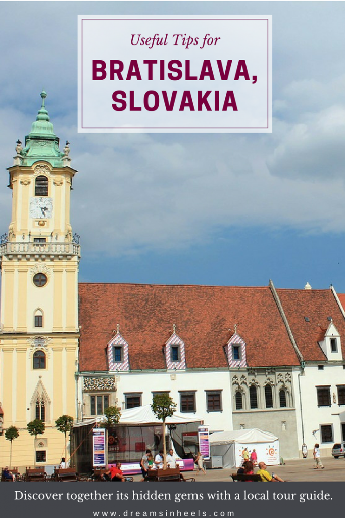 Be a Tourist in Your Hometown: Useful Tips for Bratislava, Slovakia