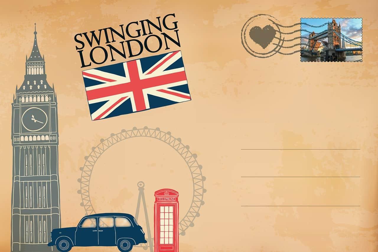 Useful tips for London - London England postcard