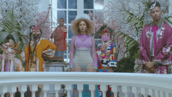 "Get Your Wardrobe in ""Formation"" with Video Inspired Looks"
