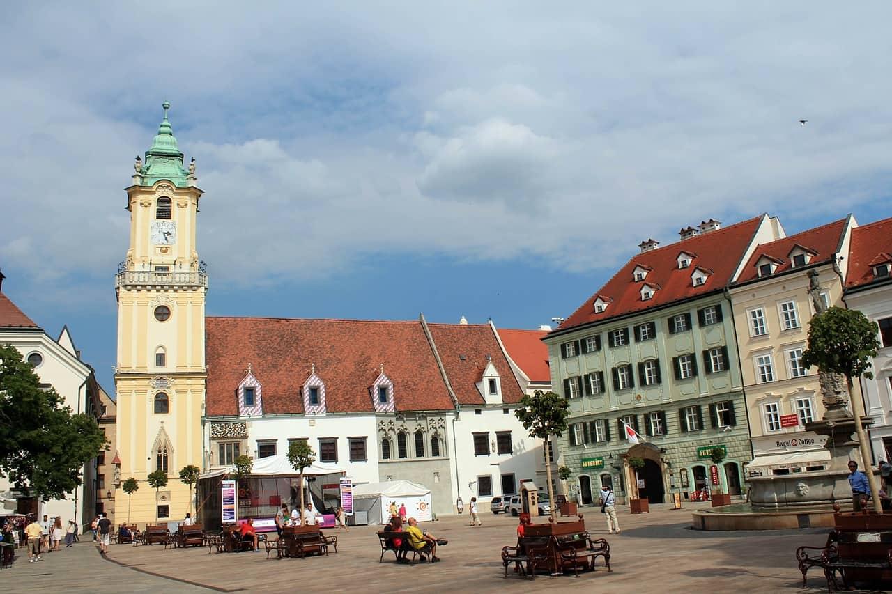 bratislava-slovakia treasure