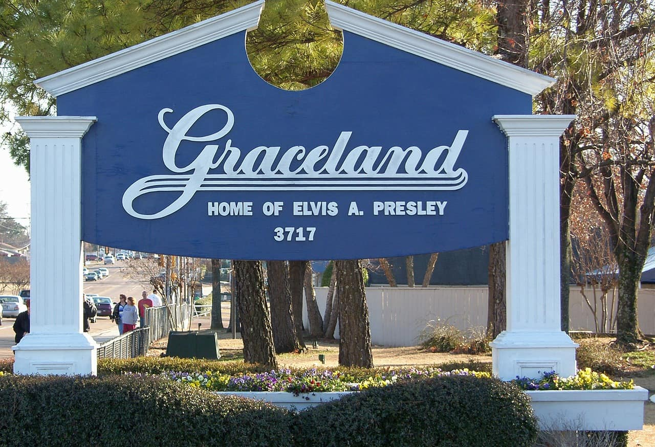 memphis-tennessee - Graceland
