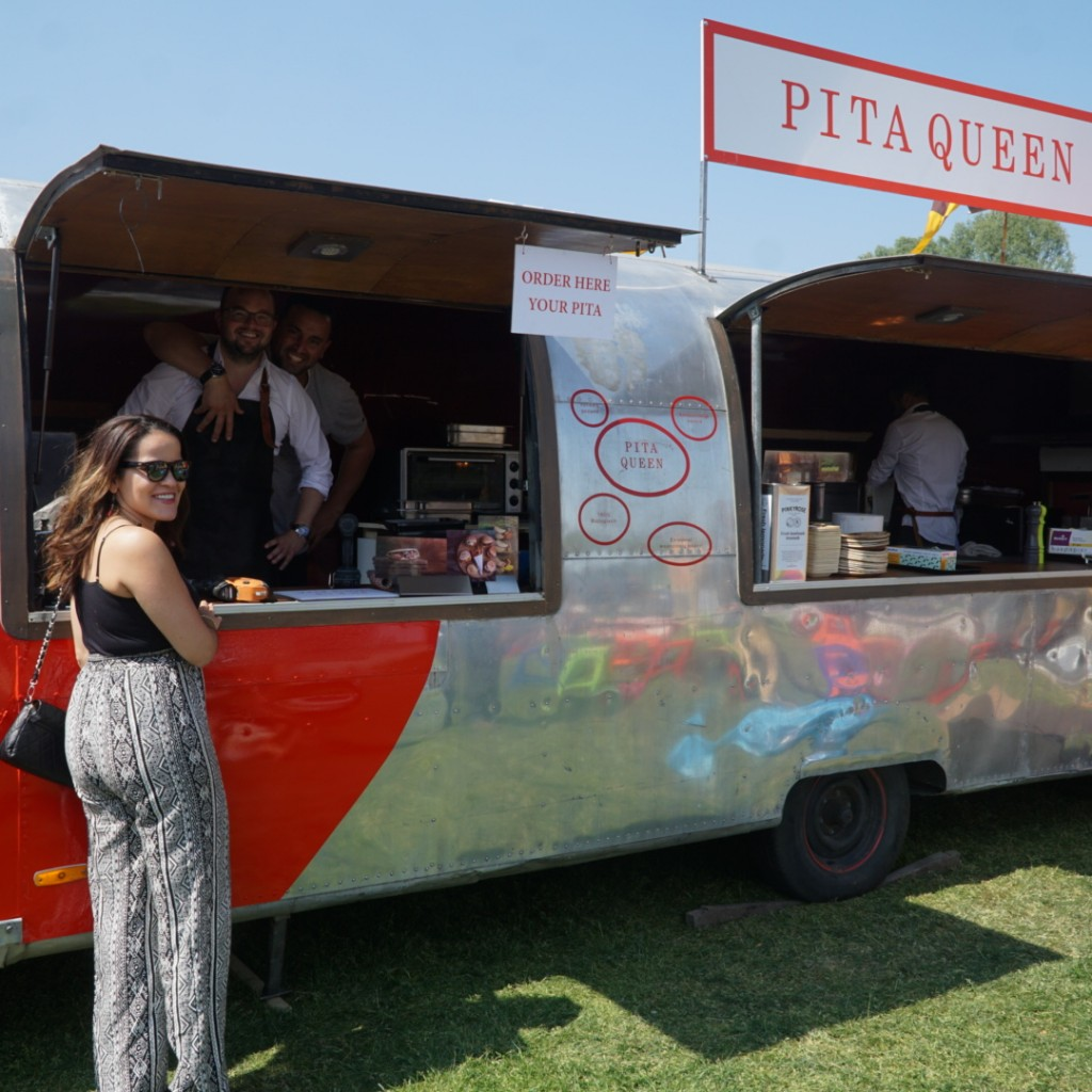 Amsterdam Flavors: Rollende Keukens - The Rolling Kitchen Festival of Food Trucks in The Netherlands