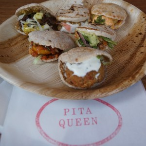 #FoodieStop: The Best Pita in Amsterdam...oh and it is organic!