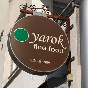 yarok fine food from syria