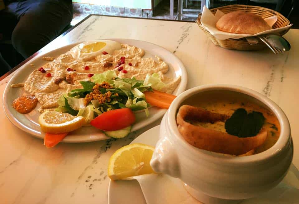 yarok syrian cuisine restaurant