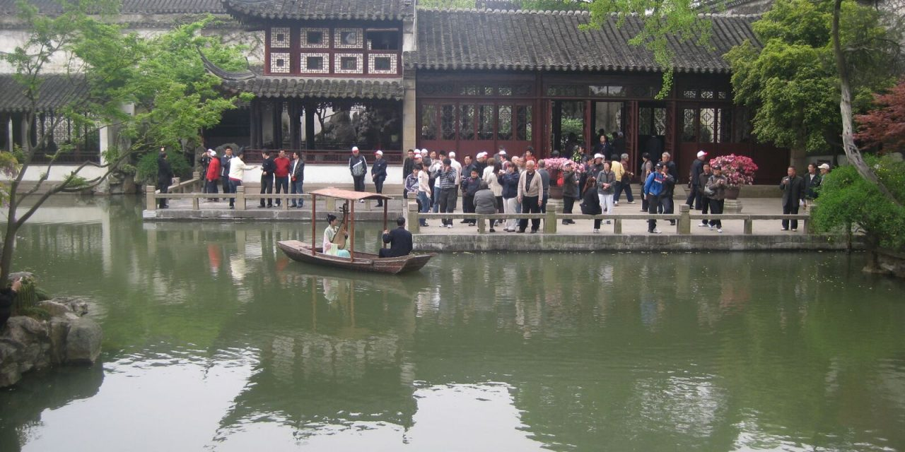 Immerse Yourself In China's Culture By Planning A Visit To These Gardens!