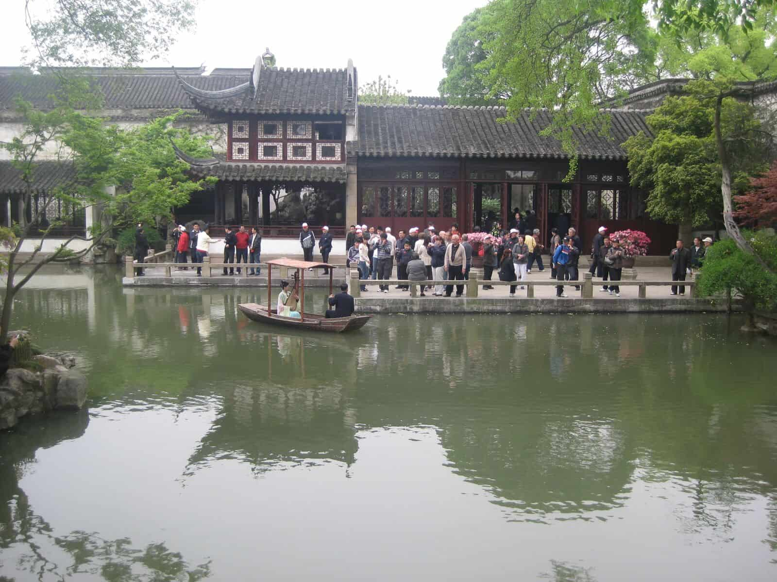 Visiting the Famous Gardens in China: Immerse Yourself in China's Culture by planning to see these Ancient Chinese Gardens!