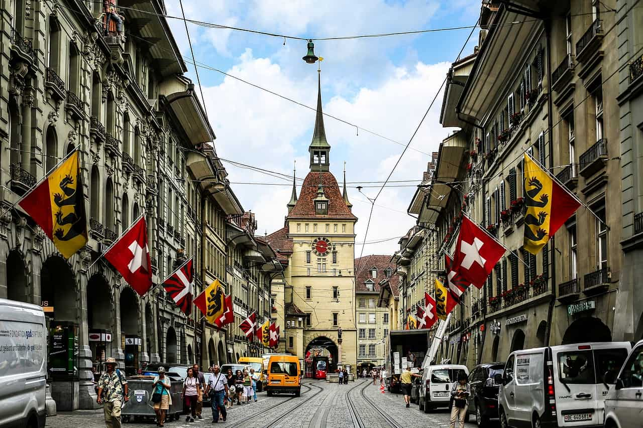 Top Things to do in Bern Switzerland