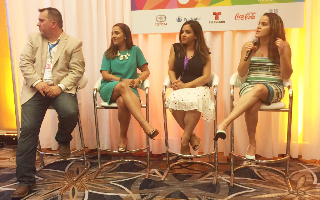 Hispanicize 2016: Olga Maria's experience as a travel influencer speaker