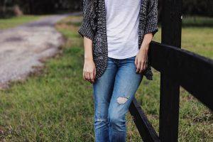 Boyfriend Wardrobe Jeans