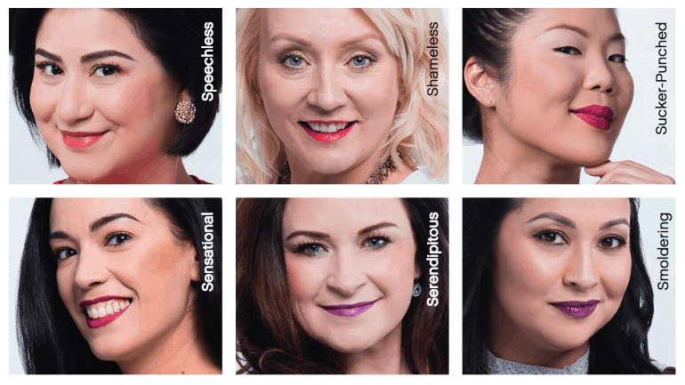 "Beautiful Beauty Products almost ""error proof"" for people of all sizes, ethnicities and ages"