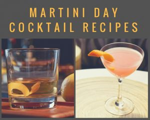 Martini Day Cocktail Recipes by Ketel One Vodka