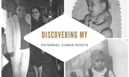 Discovering My Paternal Cuban Roots And Finally Connecting With My Dad!