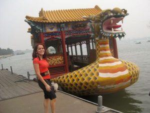 Beijing-China-Boatride