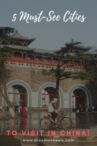 Eastern Adventure and Relaxation: 5 Must-see cities to visit in China