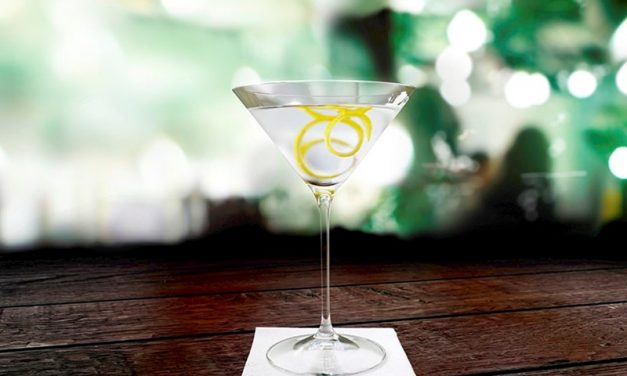 "The ""King of Cocktails"" Martini – National #MartiniDay Ketel One Drink Recipes"
