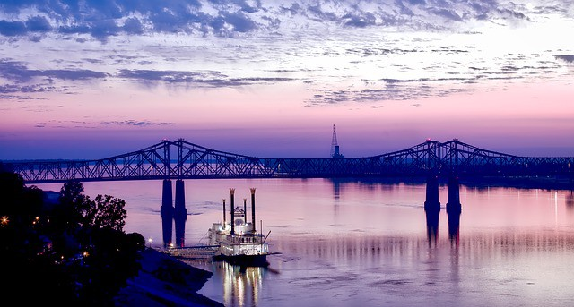 Mississippi-USA-river