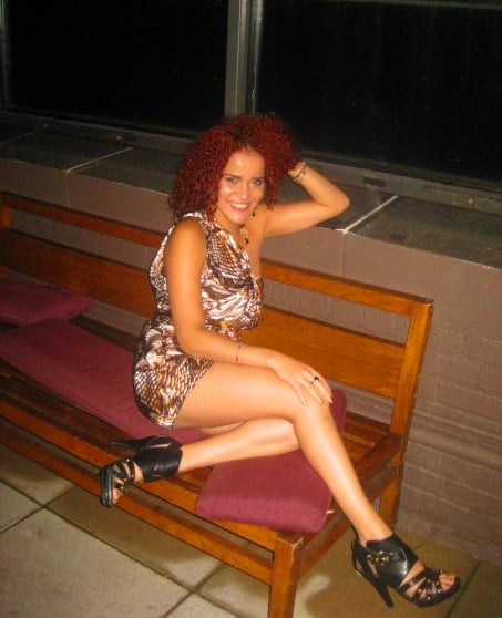 Natural Look Curly Hair Olga Maria Dreams in Heels