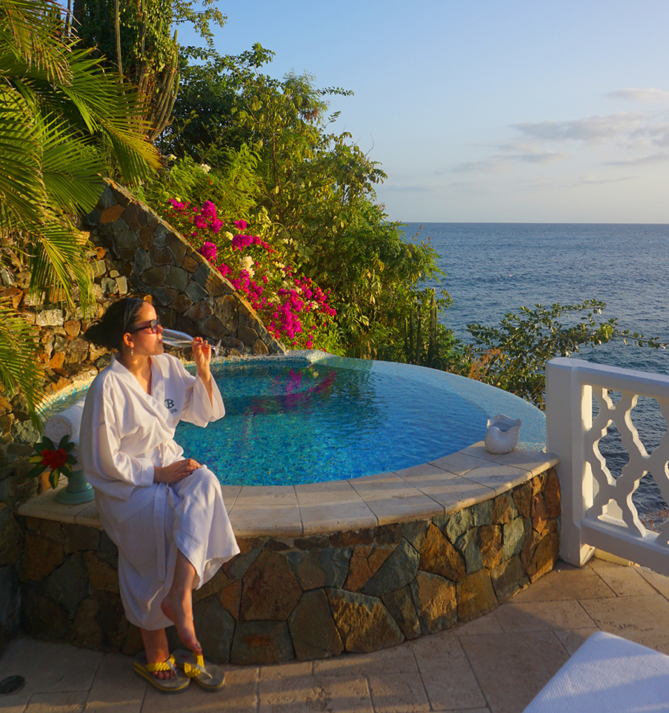 Curtain Bluff Spa Antigua and Barbuda