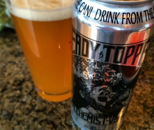 Heady Topper, America's Most Loved Craft Beer