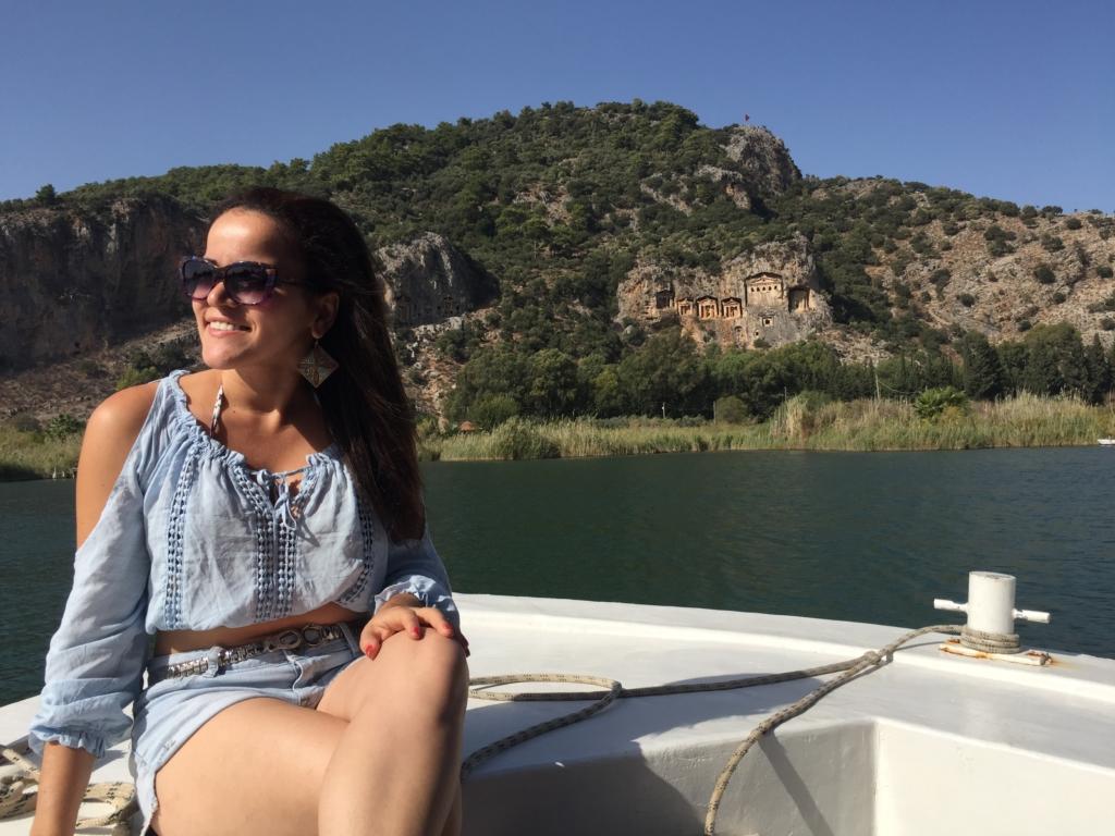 Oludeniz Boat Trips - Dalyan Boat Trips - Dalyan Tombs