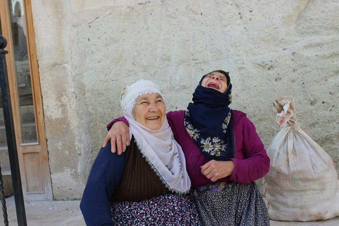turkish people are super hospitable