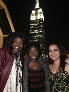 Gloria Atanmo of The Blog Abroad, Oneika The Traveller and Olga Maria Dreams In Heels