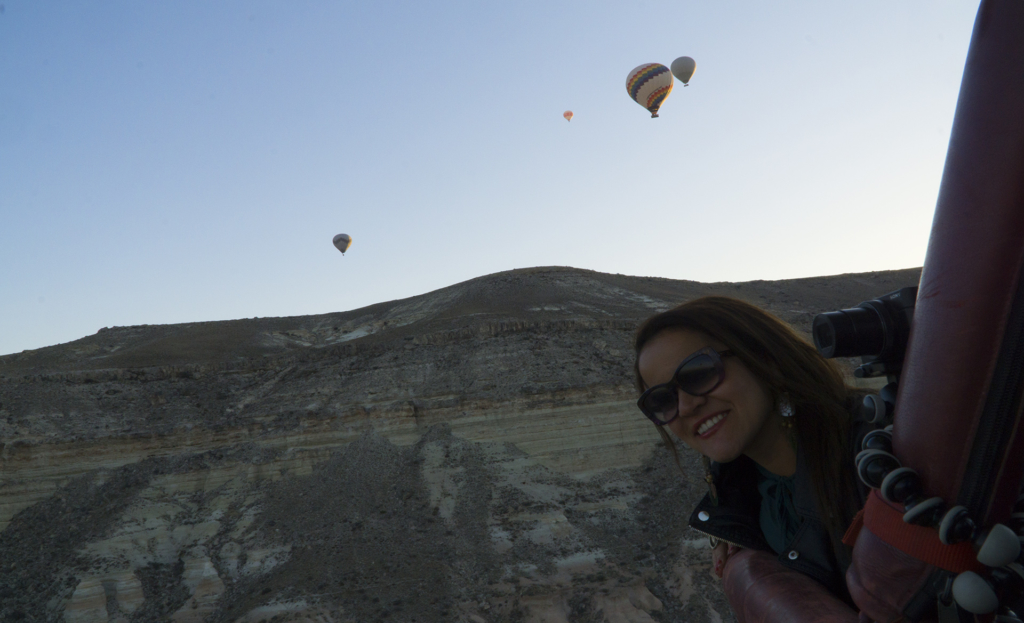 Hot air ballooning in Cappadocia Turkey, more than just a travel bucket list item