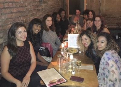 Latinas Who Travel NYC Meet-Up - Latinas Que Viajan Evento NYC