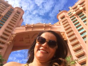 Selfie Spot under Iconic Bridge Suite Bahamas